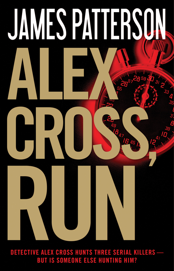 Alex Cross, Run - James Patterson.jpg
