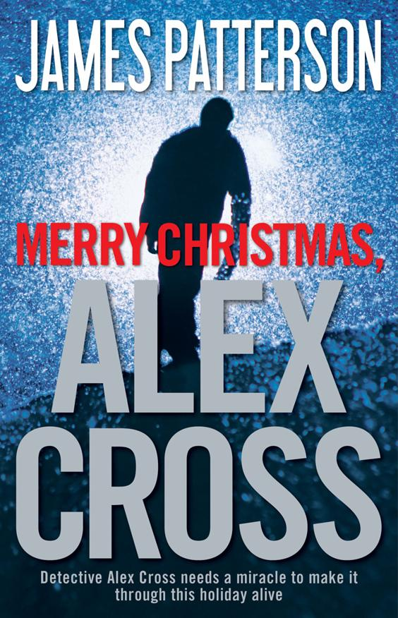 Merry Christmas, Alex Cross - James Patterson.jpg